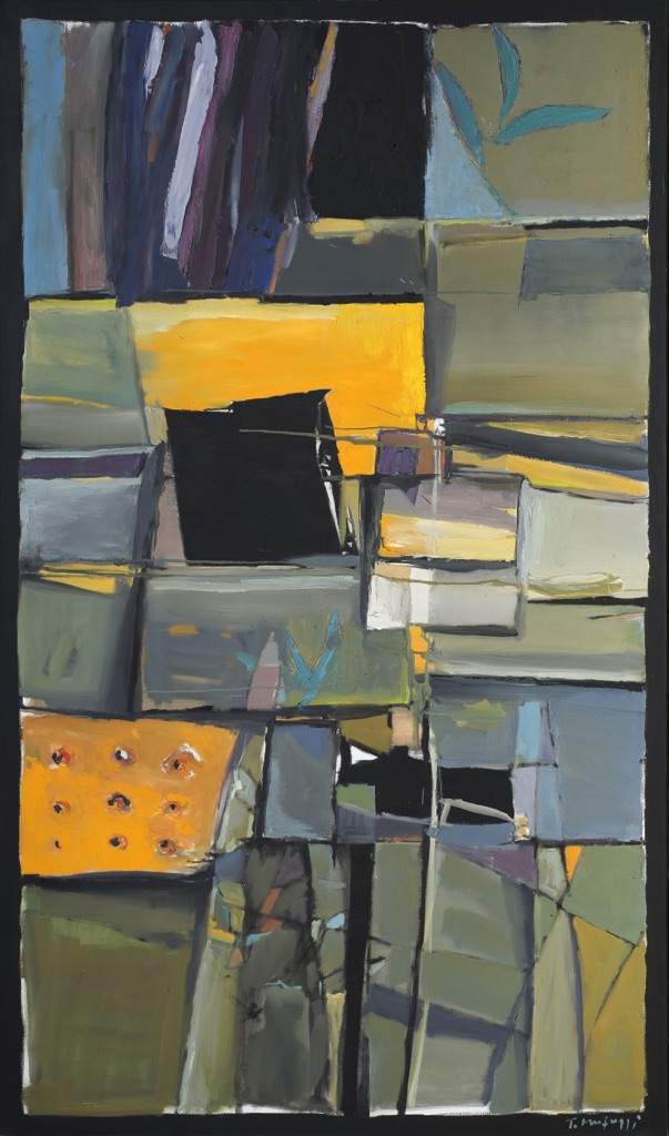HostedByJL - Galerie d'art en ligne - Toussaint Mufraggi - Toile 114x195