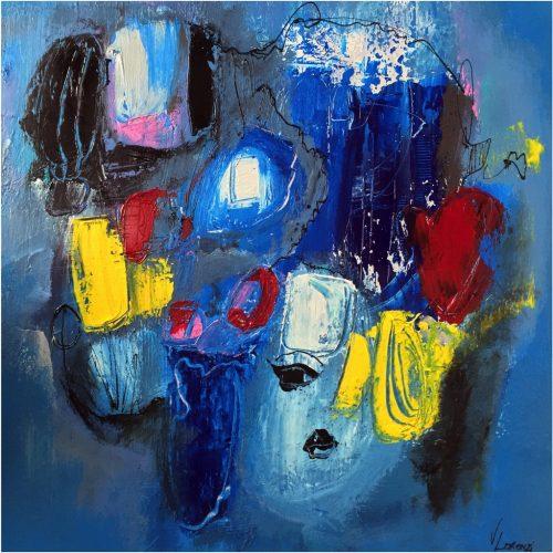 HostedByJL - Galerie d'art en ligne - Victor lorenzi - Dreams