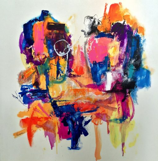 HostedByJL - Galerie d'art en ligne - Victor lorenzi - Eldorado