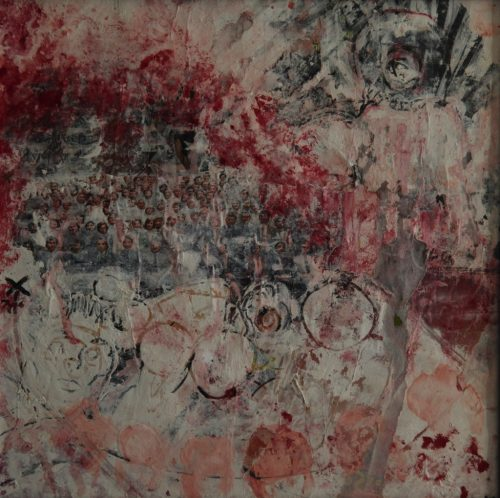 HostedByJL - Galerie d'art en ligne - Alec Malinofsky - Dessin 30x30