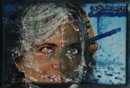 HostedByJL - Galerie d'art en ligne - Alec Malinofsky - Dessin 54x36