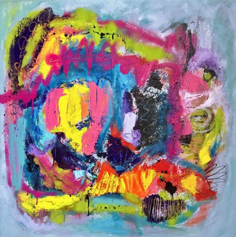 HostedByJL - Galerie d'art en ligne - Victor lorenzi - Now it's quiet