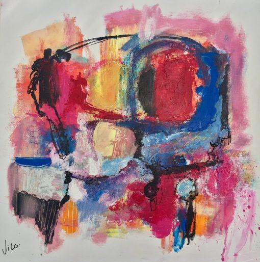 HostedByJL - Galerie d'art en ligne - Victor lorenzi - l'espace entre nous