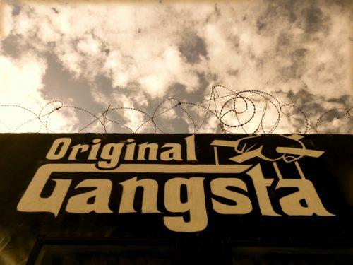 HostedByJL - Galerie d'art en ligne - Carine Poletti - Original Gangsta