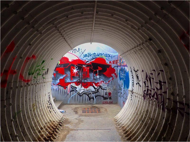 HostedByJL - Galerie d'art en ligne - Carine Poletti - Runaway Train