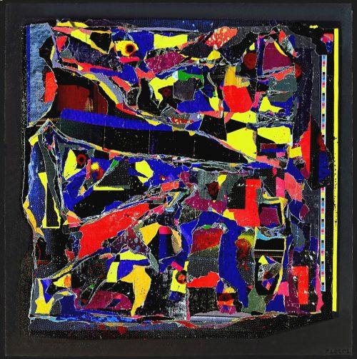 HostedByJL - Galerie d'art en ligne - Jean-Pierre Pietri - A-U-10