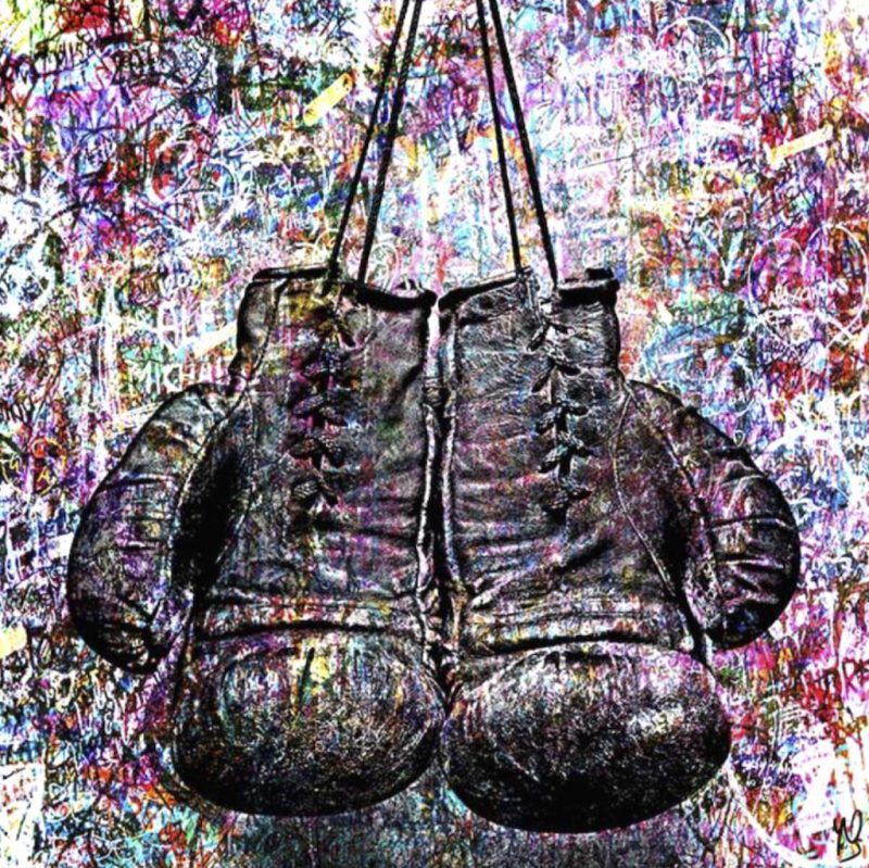 HostedByJL - Galerie d'art en ligne - Youns - Gloves